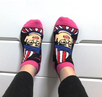 食い倒れ人形の靴下 - コピー.JPG